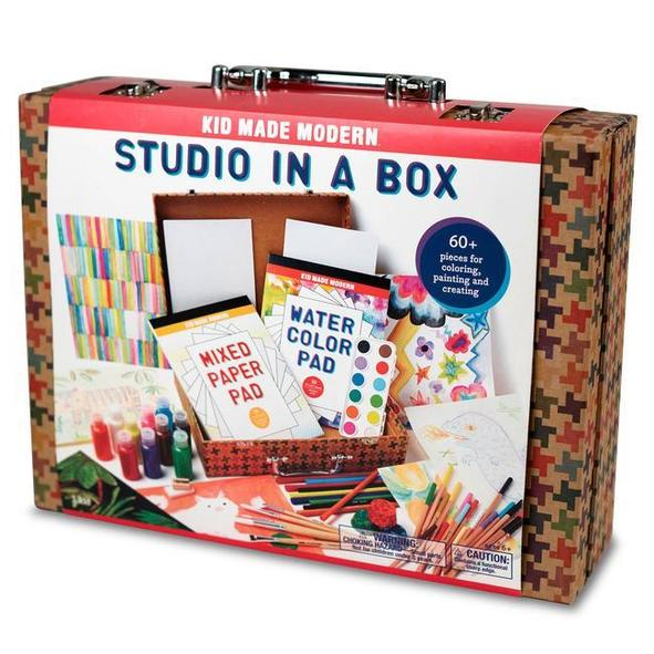 키드메이드모던(KID MADE MODERN) STUDIO IN A BOX