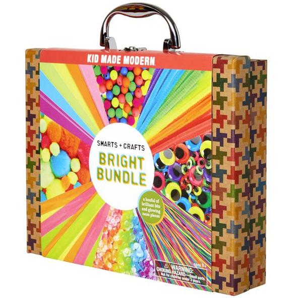 키드메이드모던 (KID MADE MODERN) 밝은공예세트 Smarts and Crafts Bright Bundle
