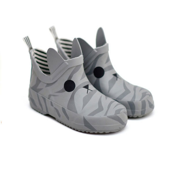 박스보(boxbo) Kerran rain shoes Gray (K-101)