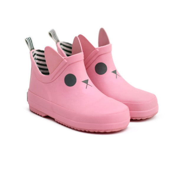 박스보(boxbo) Kerran rain shoes Pink (k-102)