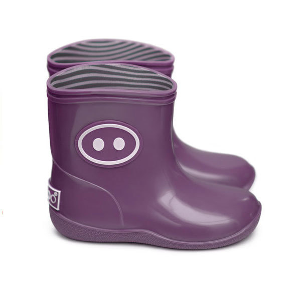 박스보(boxbo) Kawai rain shoes purple (BK-06)